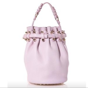 Alexander Wang Diego, Pristine, Light Pink + Rose